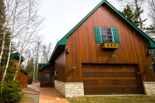 Eagle's Nest Carriage House